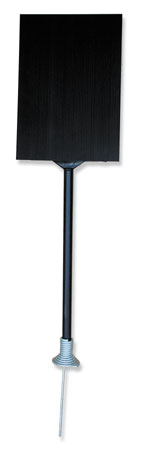 Sign Holders, Soft Surface Base A4.  Box of 5