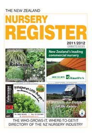 NZ Nursery Register