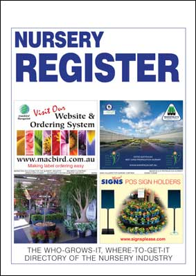 NSW Nursery Register